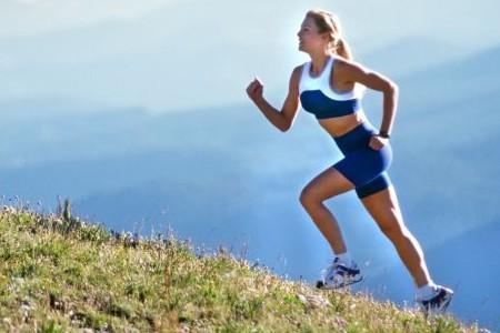 linda mulher correndo woman jogging woman running