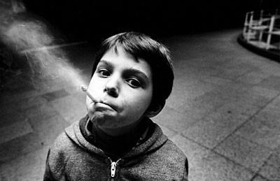 Quem deixou de fumar depois de 40 anos