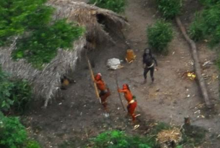 Tribo desconhecida