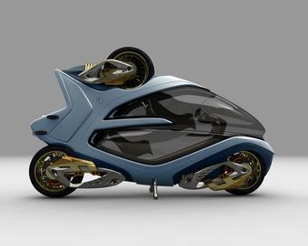 magic tricicle