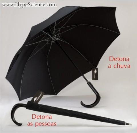 unbreakable fighting umbrella