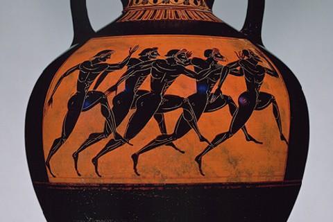 corrida stadion olimpíadas antigas