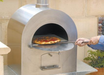 Como construir forno de pizza