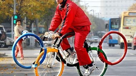 bicicleta olimpíadas