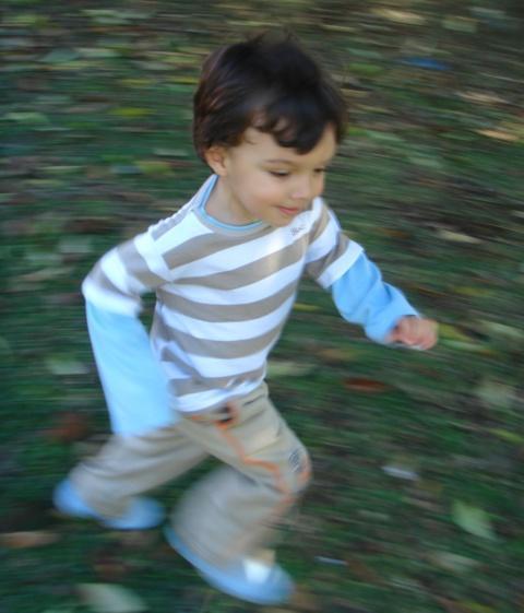 Foto do Heitorzinho.com: o blogueiro mais jovem do mundo
