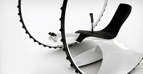 Di-Cycle, bicicleta conceito