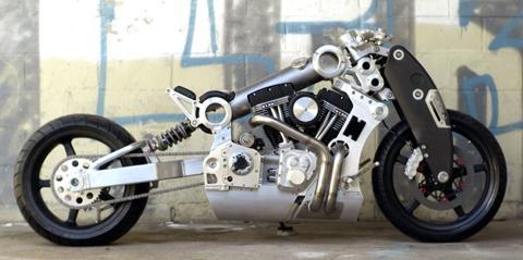 fighter bike