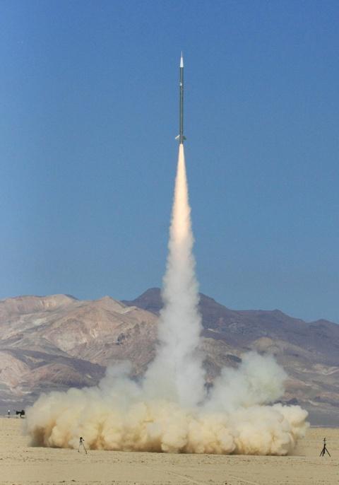 lançamento foguete