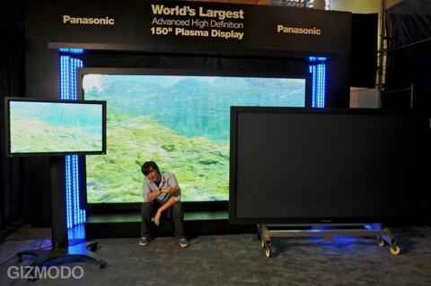 maior televisão do mundo