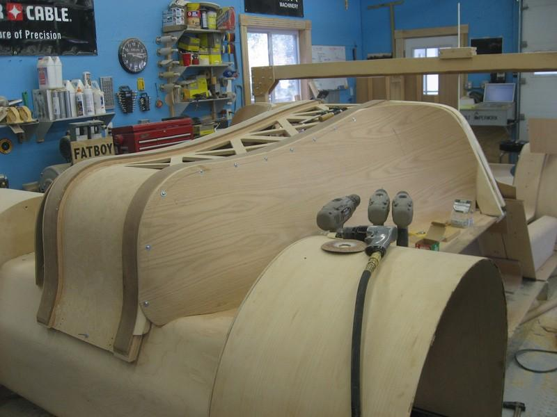 splinter carro de madeira