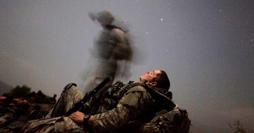 soldado dormingo
