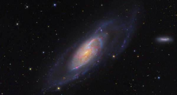 fotos galaxia