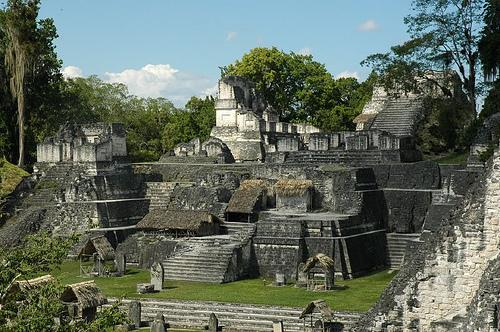 Disappearance of the mayans