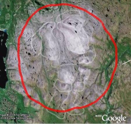 descoberta google earth