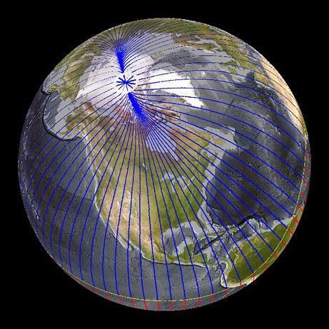 Pólo magnético da Terra está mudando de lugar 05b544ccb0aa4