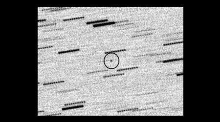 objeto misterioso terra-g