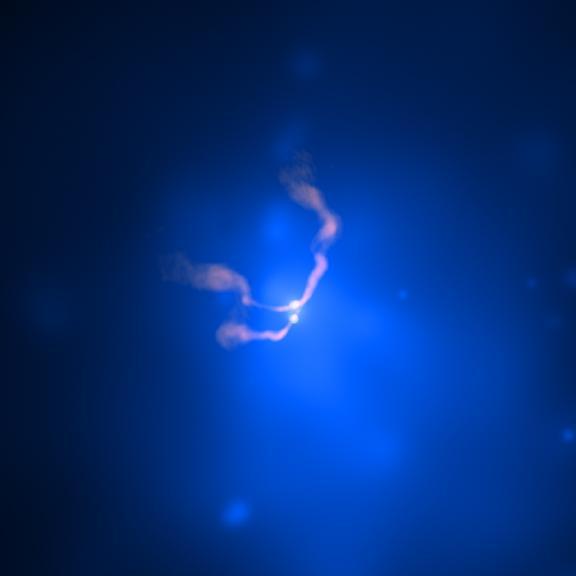 buraco negro binário