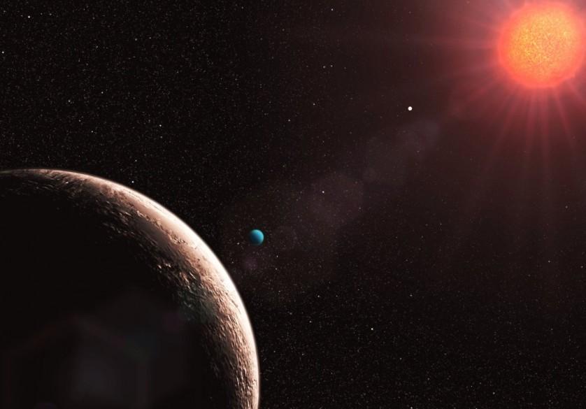 exoplaneta o que é