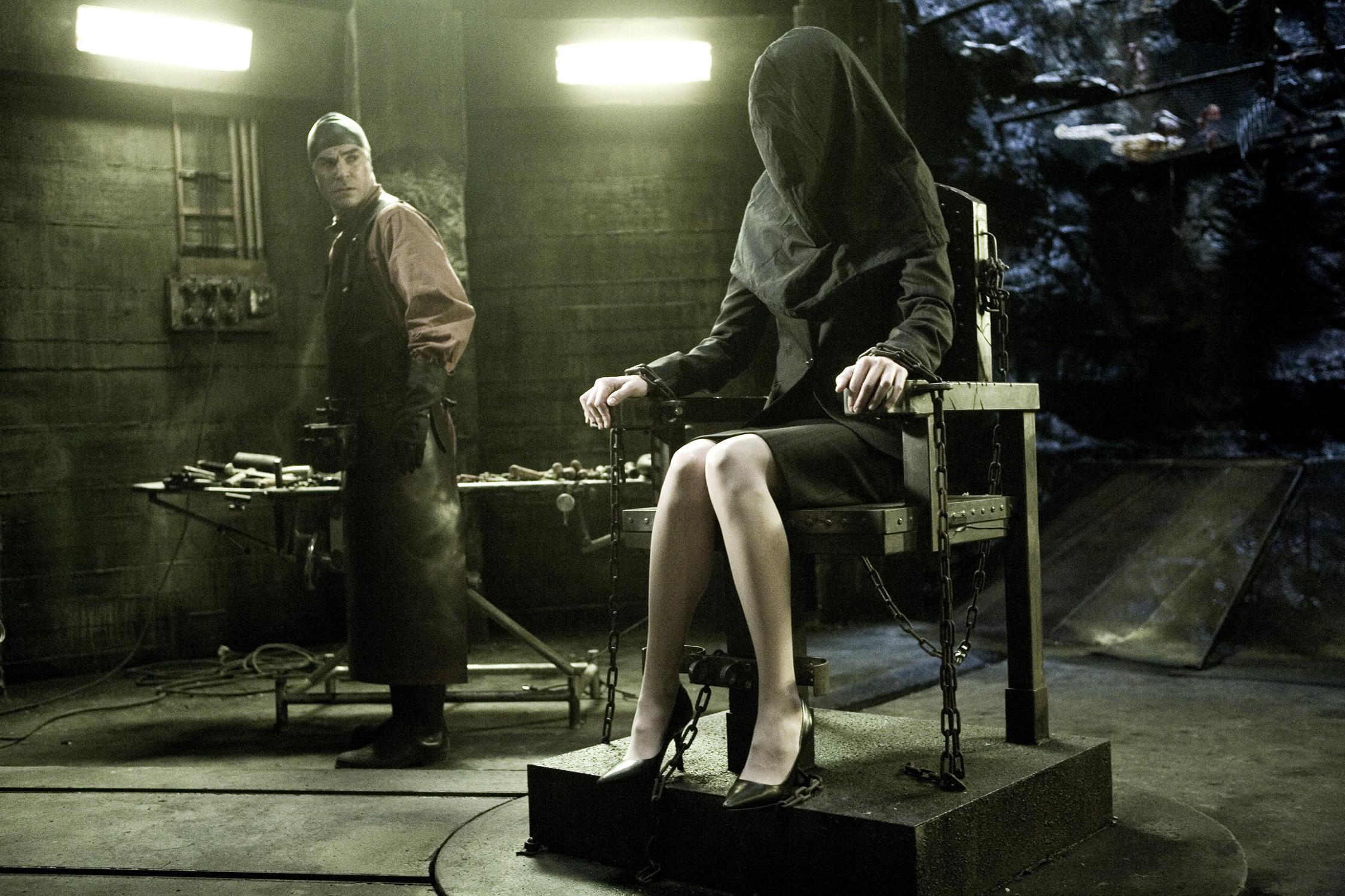 Пытки током девушек 2 фотография