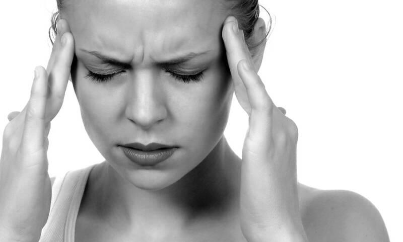 Hormônio do amor dor de cabeça