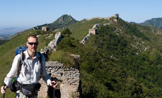 Noruegu s atravessa a grande muralha da china for A grande muralha da china