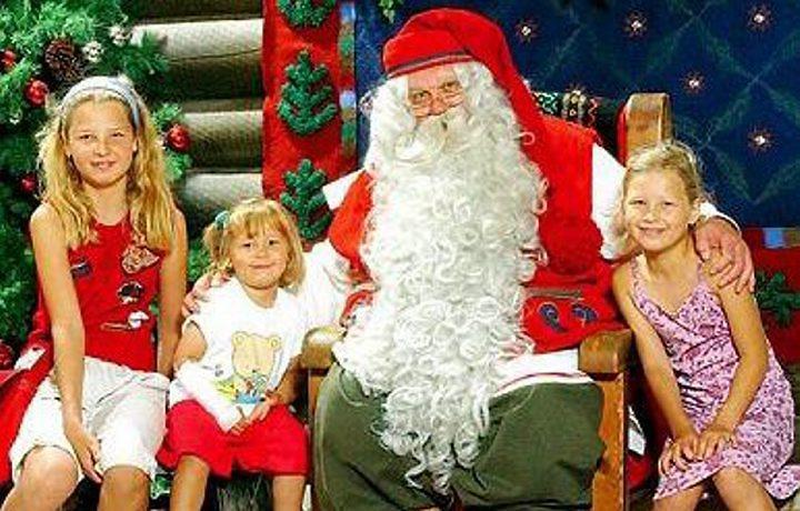 de1118f45a1b Crianças fingem para seus pais que acreditam em Papai Noel