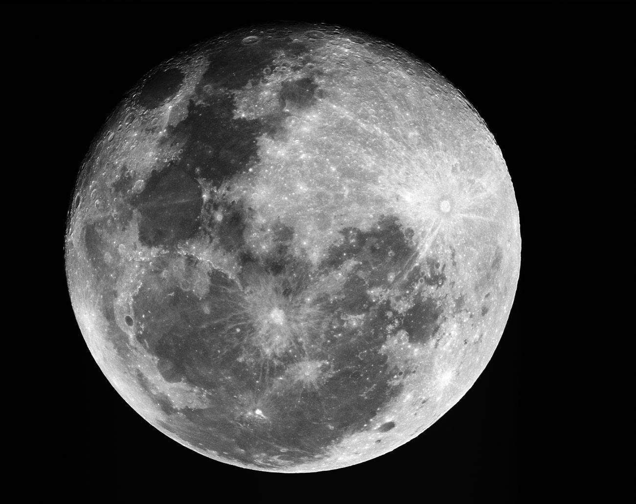 8dbf5801 Por que a Lua está ficando mais distante da Terra?
