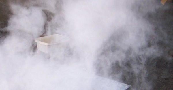 vapor agua desentupir nariz congestao nasal