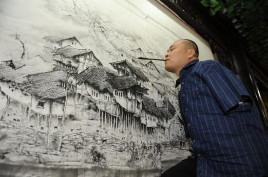 Artista com deficiência física