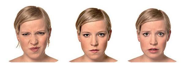 Programa de computador detecta expressões faciais