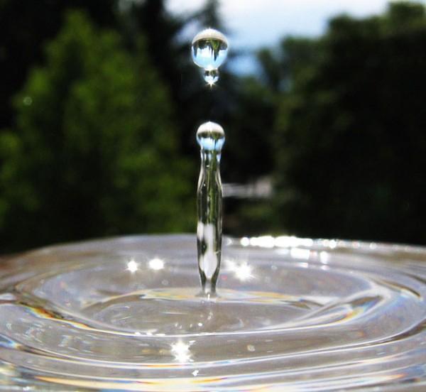 Física da água