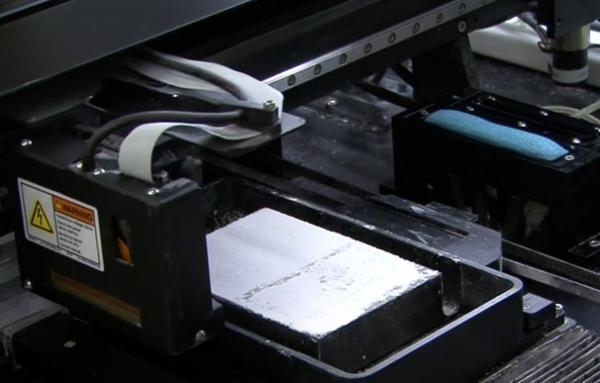 Impressora 3D para reconstrução óssea tecnologia