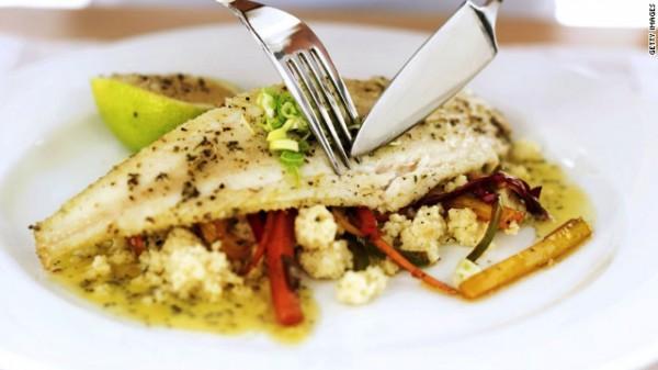 Pouca prote na muita gordura corporal dietas sa de e for Best white fish to eat