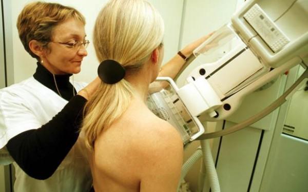 Mamografia prejudica mulheres