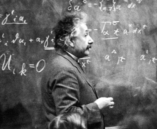 Cientistas detectam ecos diretos do Big Bang Einstein3