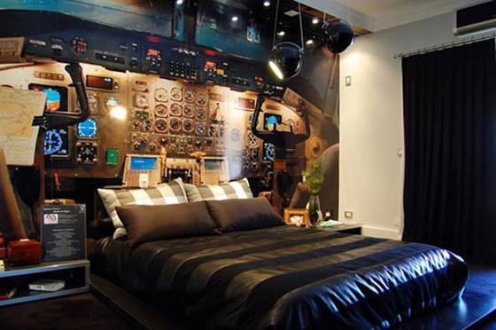 10 Quartos dos sonhos de pequenos nerds