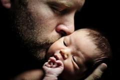 Amor de pai é uma das principais influências na personalidade humana