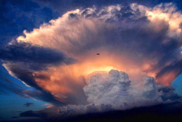 nuvem explosao nuclear
