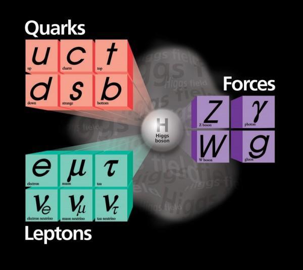 Bóson de Higgs o que é