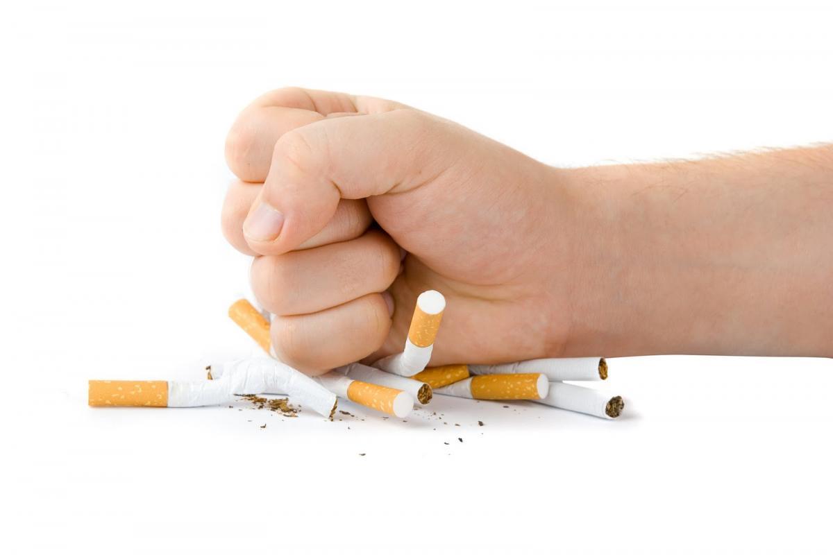 Que dizer à pessoa que deixou de fumar