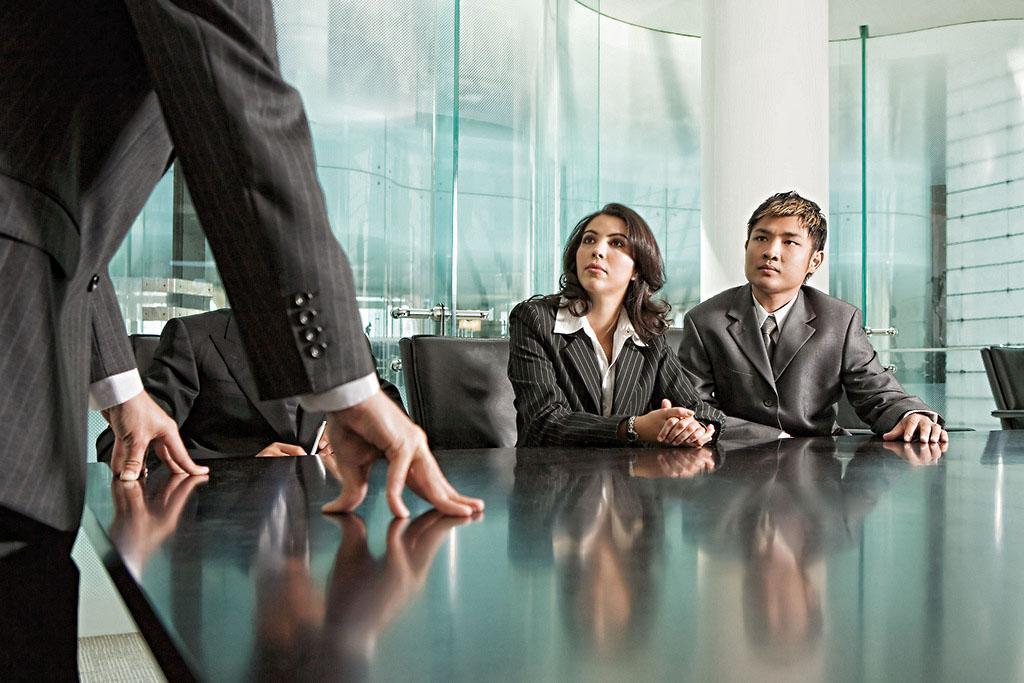 Chefe é chefe - uma reflexão fabulosa!