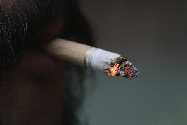 Como deixei de fumar 2015