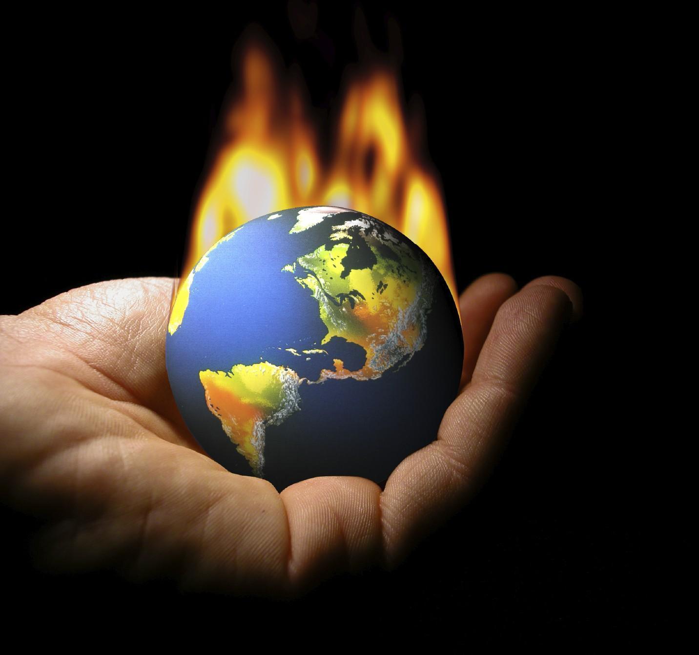 Resultado de imagem para Para cientistas, influência do homem no aquecimento global é consenso