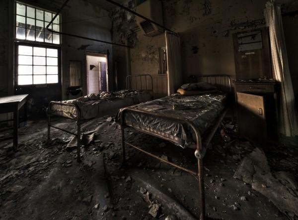 10 tenebrosos hospitales abandonados del mundo