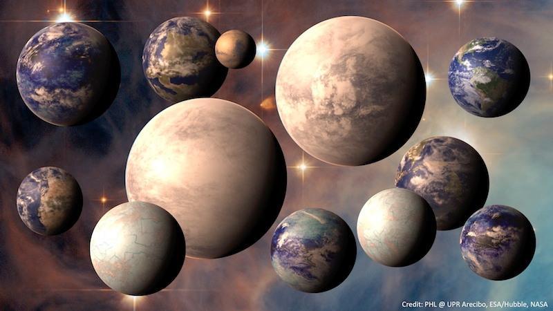 100 bilhões de planetas alienígenas em nossa galáxia?