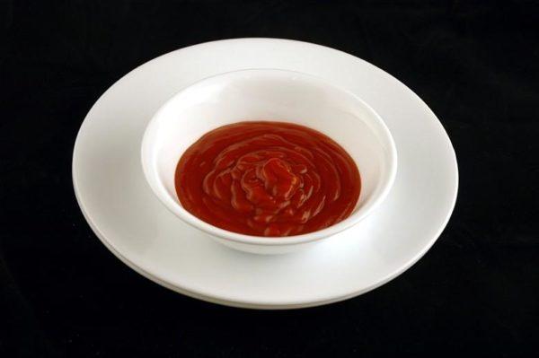 Ketchup - 226 gramas= 200 calorias