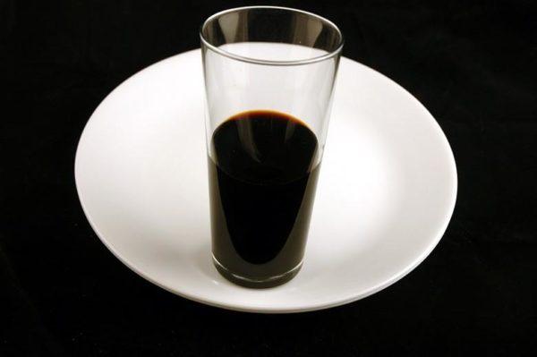 Vinagre balsâmico – 200 ml = 200 calorias