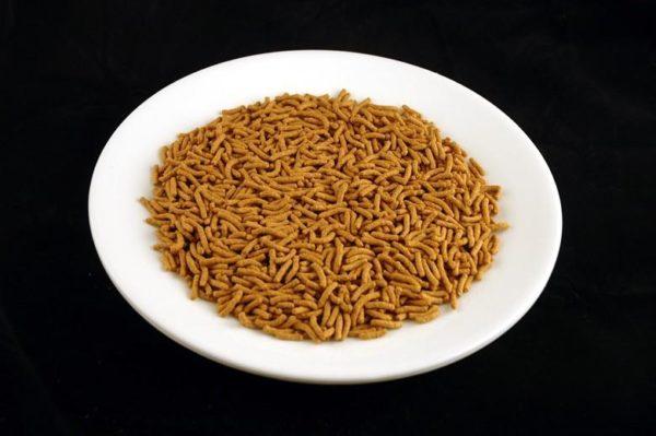 Fibras cereais - 100 gramas= 200 calorias