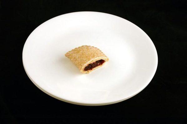 Torta de amora - 56 gramas= 200 calorias