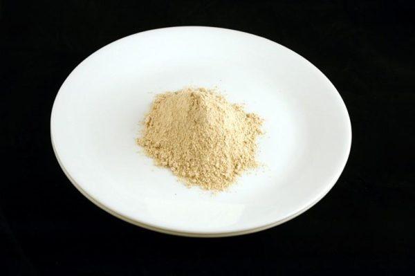 Farinha de trigo - 55 gramas= 200 calorias